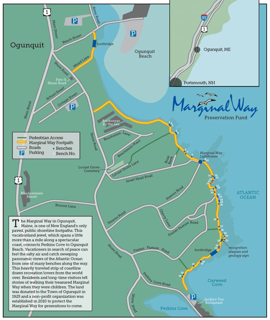 marginal way footpath map